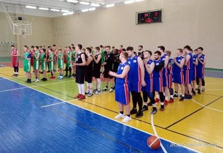 49 открытый традиционный турнир по баскетболу